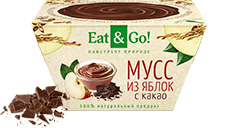 с какао